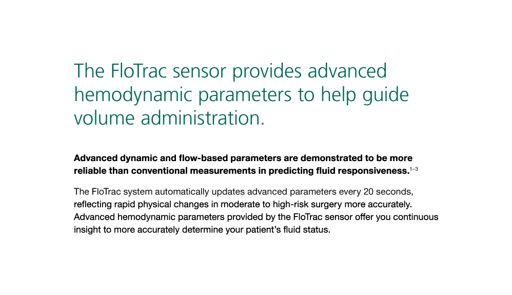 FloTrac Parameters