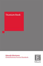 Titanium cover