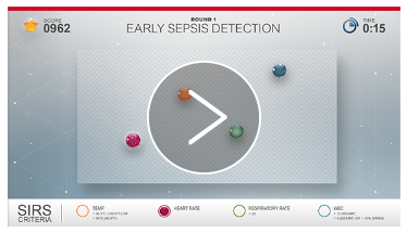 Sepsis Management Game