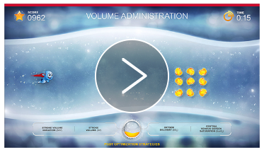 Volume Administration Game