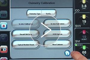 EV1000 and PreSep Oximetry Catheter Setup