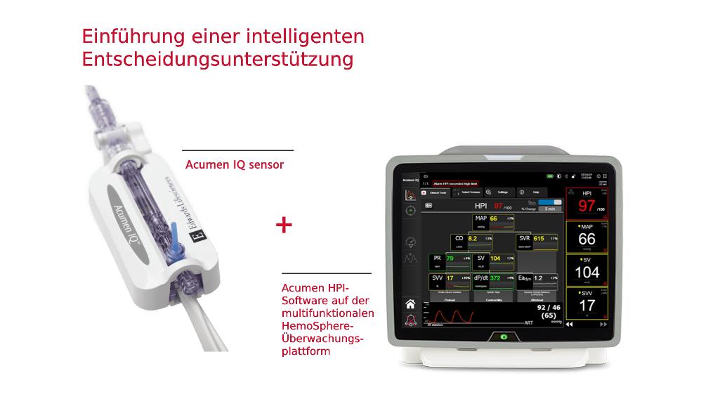 Acumen IQ Sensor