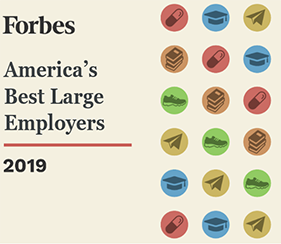 America's Best Large Employers 2019