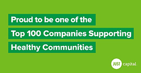 Top 100 U.S. Companies Supporting Healthy Communities and Families