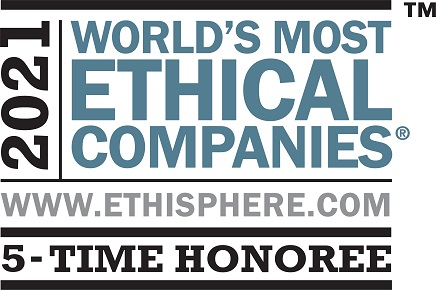 2021 World's Most Ethical Companies