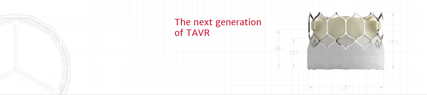 The next generation of TAVR