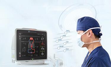 혈역학 모니터링 장치 시장