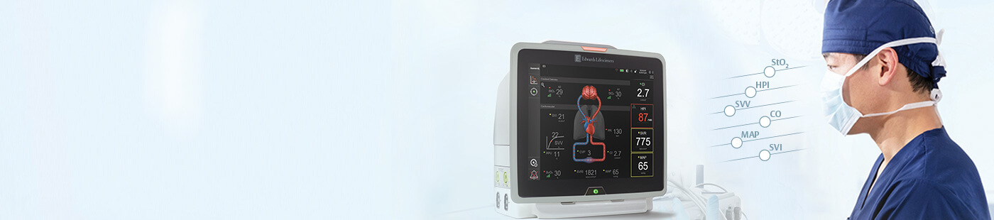Advanced hemodynamic monitoring solutions