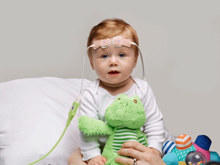 ForeSight Elite system has a pediatric-specific mode that is tailored to account for neonates, infants, and children.