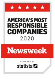 Newsweek's America's Most Responsible Companies 2020