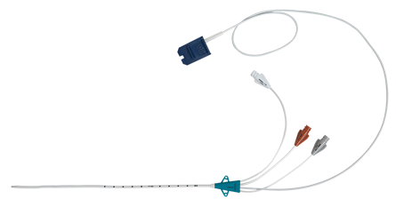Edwards oximetry central venous catheter (EOCVC)