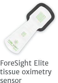 ForeSight Elite tissue oximetry system